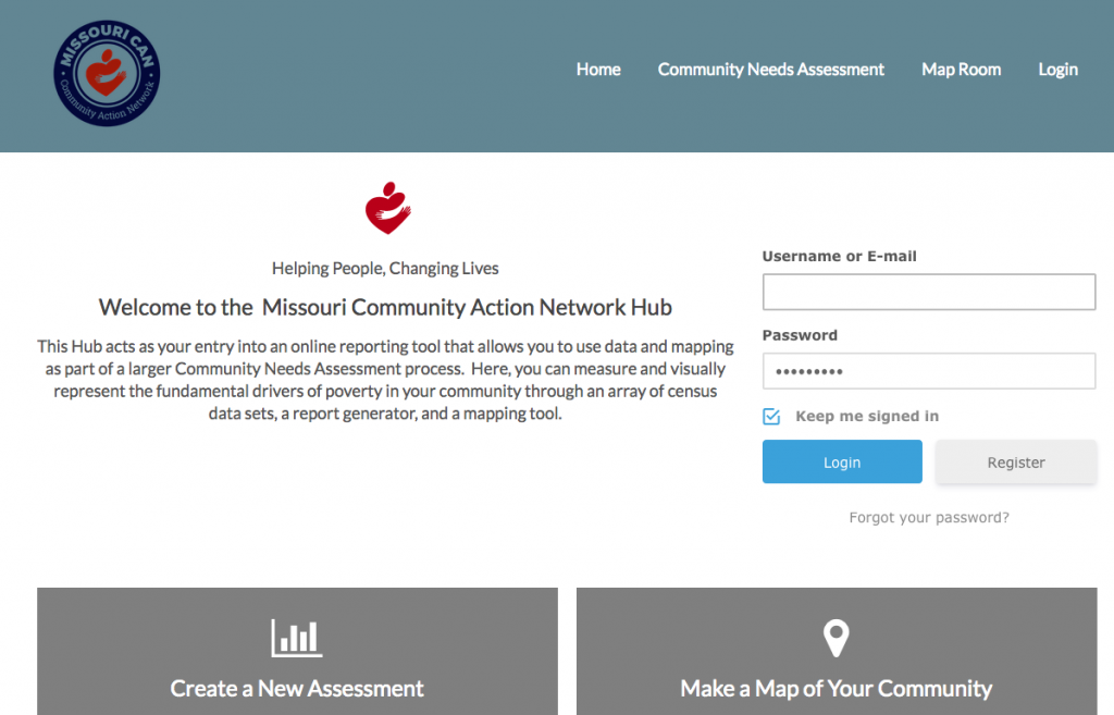 Hub Directory – CARES Engagement Network